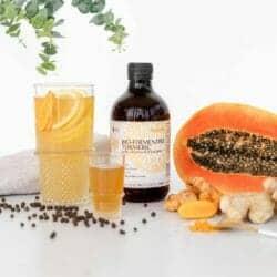 Akesi Bio-Fermented Turmeric Tonic