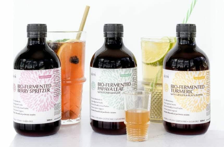 Akesi Bio-Fermented Tonics for immune support and digestive health