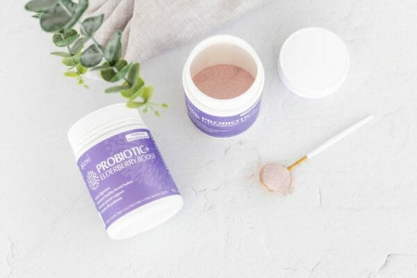 Akesi Elderberry+ Boost Powder