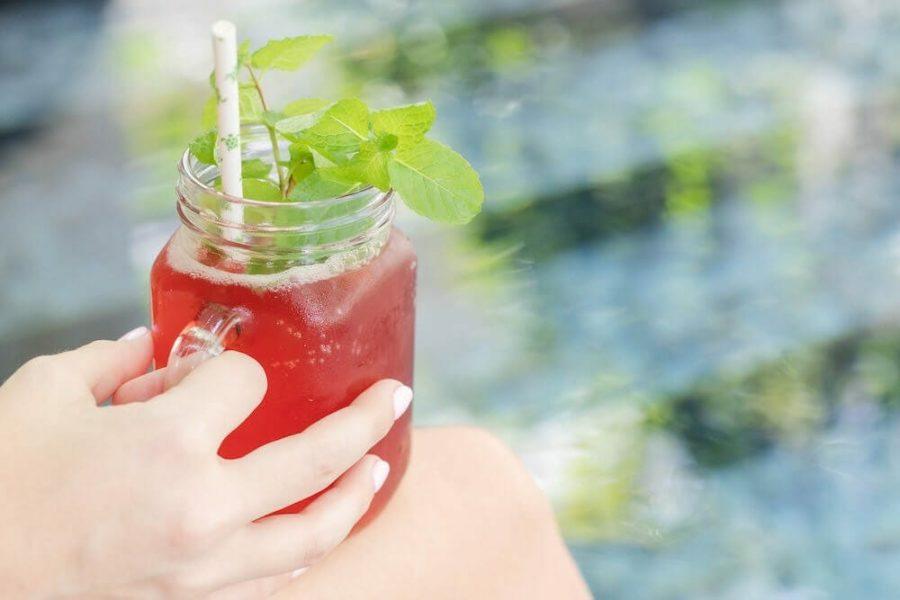 Akesi Bio-Fermented Berry Spritzer with antioxidants