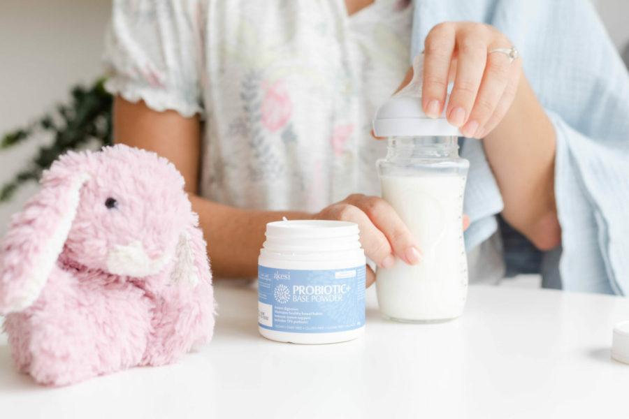 Akesi Probiotic+ BASE Powder