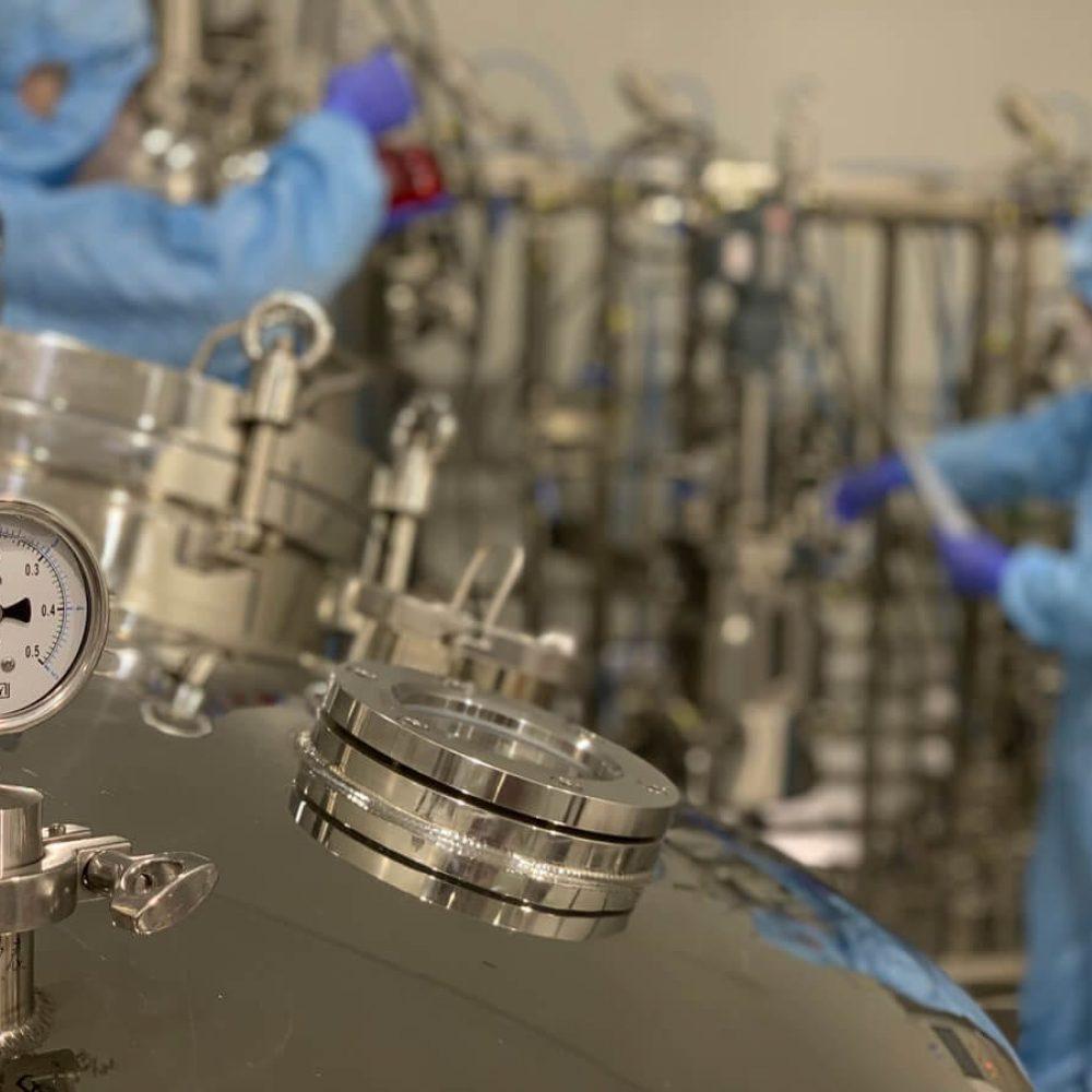 Akesi fermentation process in Australia